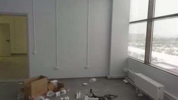 Электромонтажные работы в офисах ТК