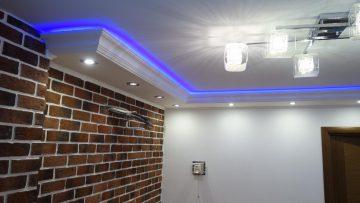 Электромонтаж светового оборудования
