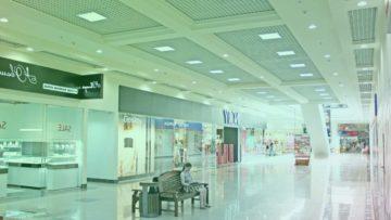 Электроснабжение торгового центра