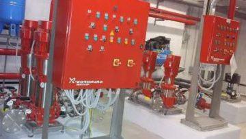 Обслуживание систем пожарной безопасности