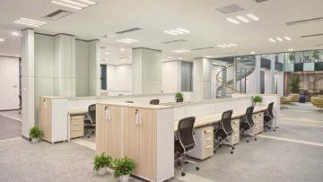 Вентиляция и кондиционирование офисов